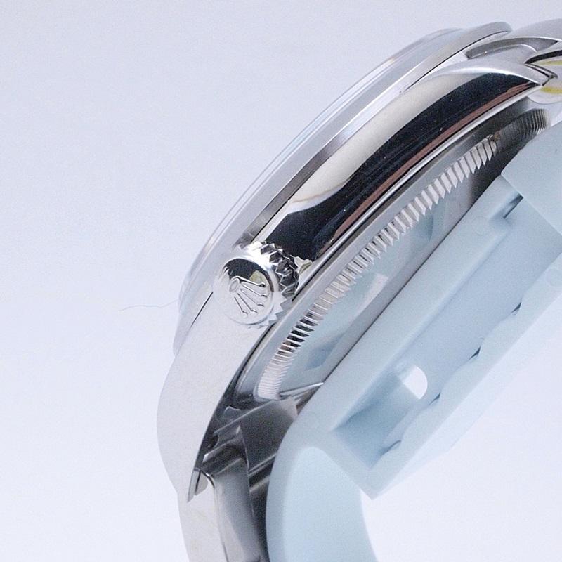 http://ロレックス%20ROLEX%20メンズ腕時計%20エクスプローラー1%20114270%20SS(ステンレス)%20ブラック文字盤%20中古