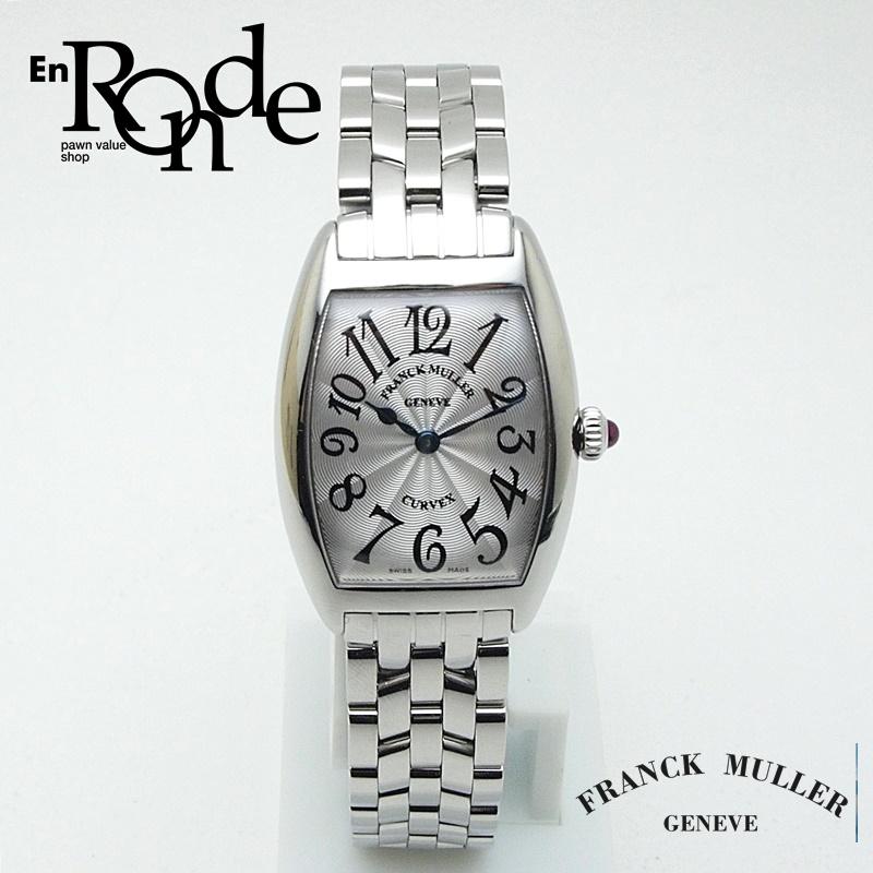 low priced 09470 d2439 フランクミュラー レディース腕時計 トノーカーベックス 1752QZ ...