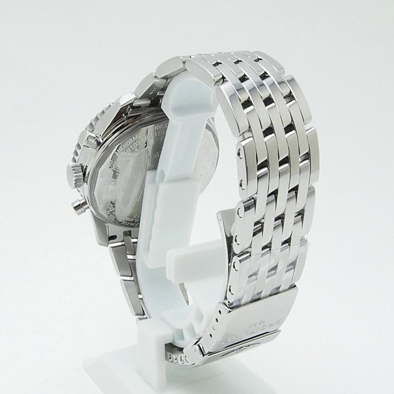 http://ブライトリング%20メンズ腕時計%20モンブリラン ダトラ%20A21330%20SS(ステンレス)%20白文字盤%20中古%20新入荷