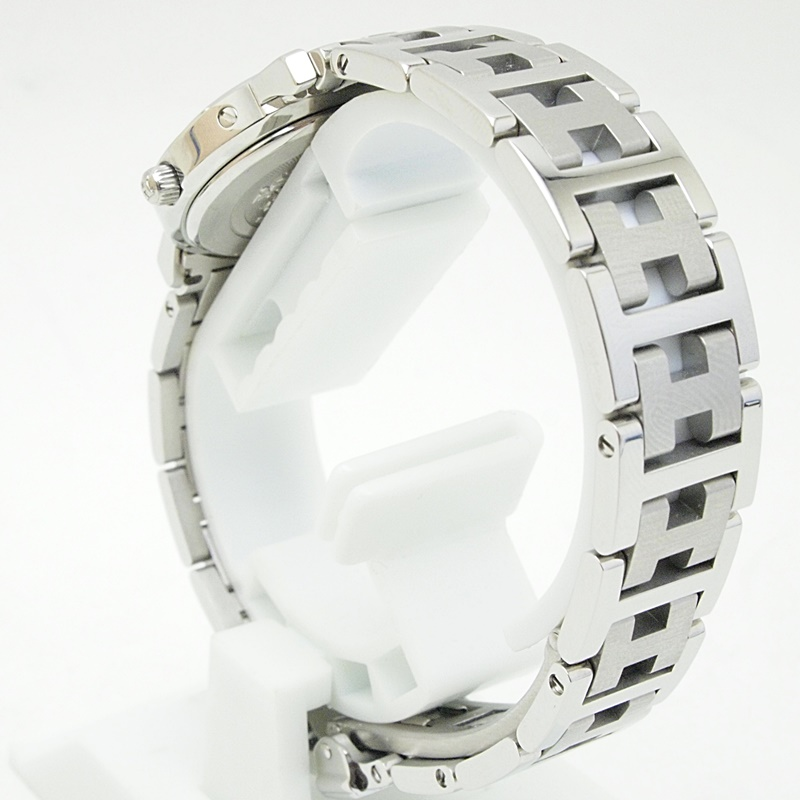 http://エルメス%20HERMES%20レディース腕時計%20クリッパー %20CL4210%20ステンレス%20黒文字盤%20中古%20新入荷%20おすすめ
