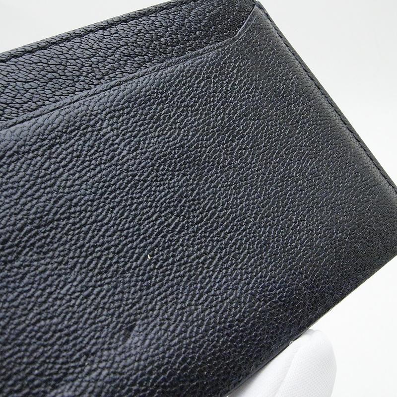 http://ミュウミュウ%20財布%20ミュウミュウ%20カードケース%20レザー%20黒、%20中古