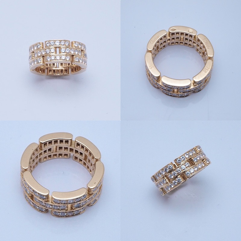 http://カルティエ%20Cartier%20指輪リング%20パンテール%20K18YG/ダイヤ%20ゴールド%20中古%20新入荷%20おすすめ
