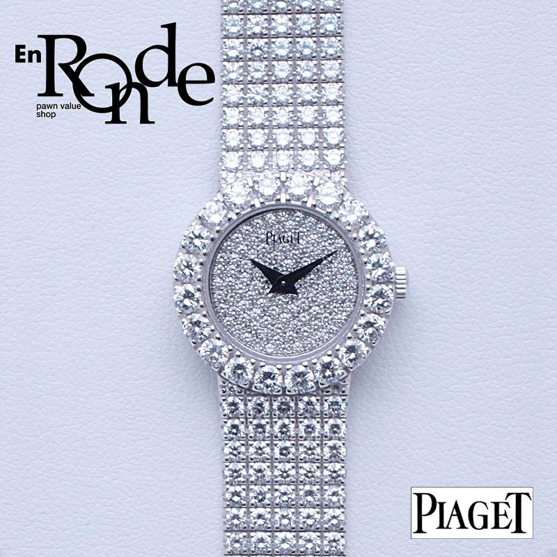 ピアジェ  レディース腕時計 ライムライト C626 K18WG8WG/ダイヤ(全面) ダイヤ文字盤 中古 新入荷 おすすめ