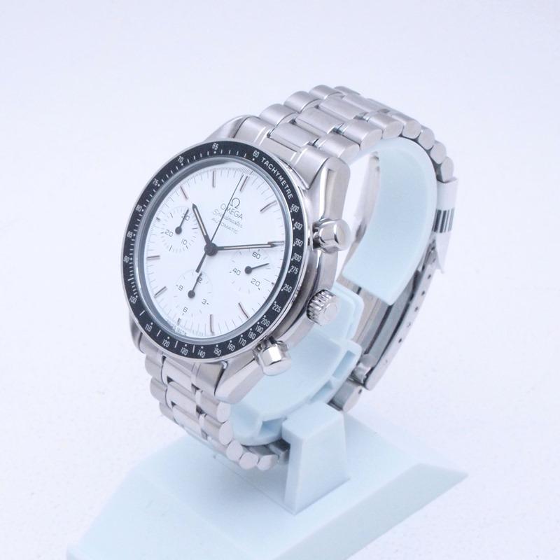 http://オメガ%20OMEGA%20メンズ腕時計%20スピードマスター%203510-20%20SS(ステンレス)%20ホワイト文字盤%20中古%20新入荷%20おすすめ