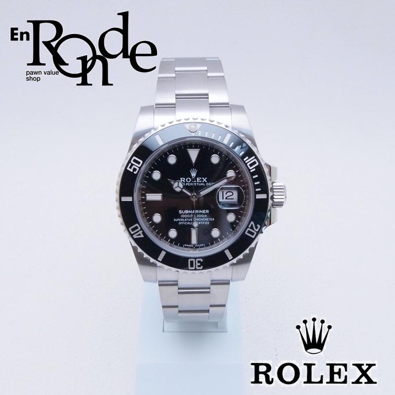 ロレックス ROLEX メンズ腕時計 サブマリーナ 116610LN SS(ステンレス) ブラック文字盤 中古 新入荷 おすすめ