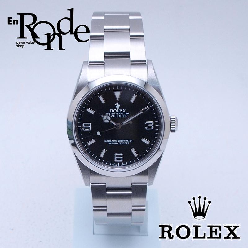 ロレックス ROLEX メンズ腕時計 エクスプローラーI 114270