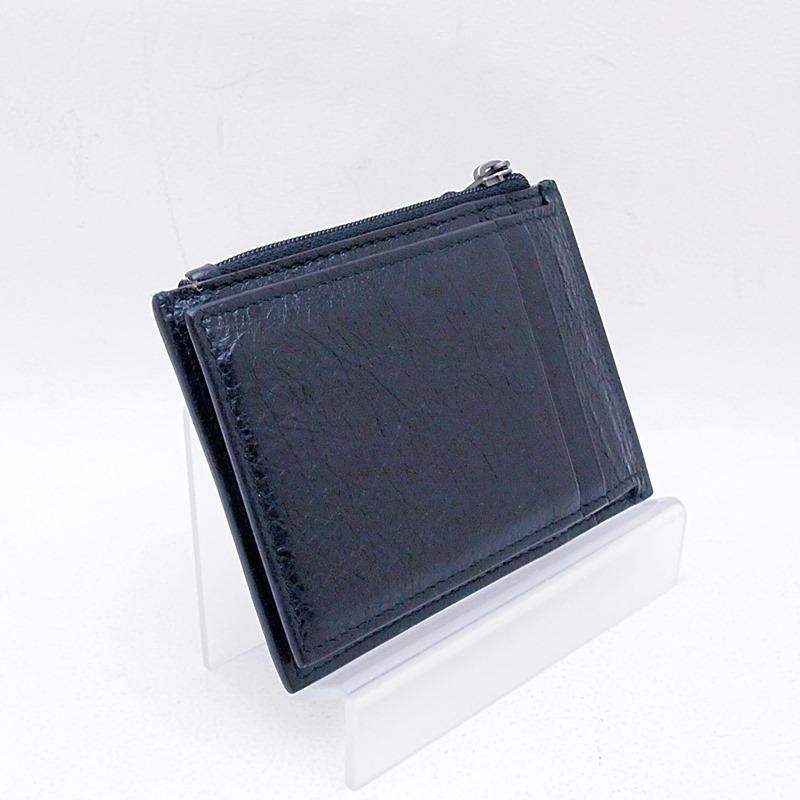 http://バレンシアガ%20小銭入れ%20カード/コインケース%20505107%20カーフ%20ブラック%20中古