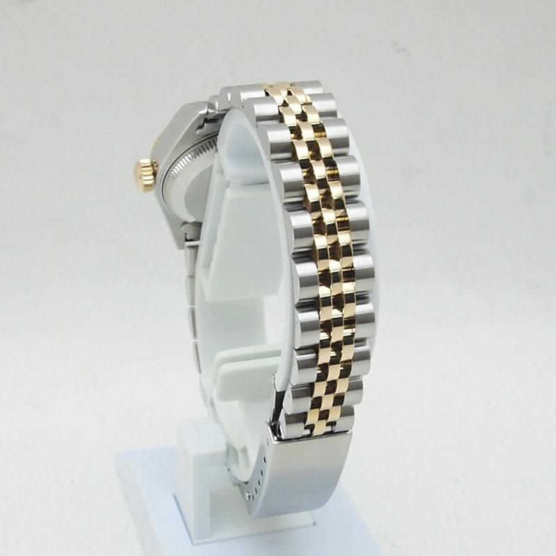 http://ロレックス%20ROLEX%20レディース腕時計%20デイトジャスト%2079173G%20SS/YG/10PD%20ブルーグラデーション文字盤%20中古