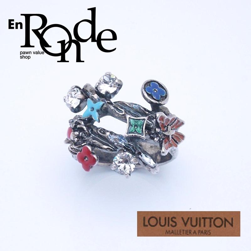 ルイ・ヴィトン LOUISVUITTON 指輪リング フェアリーテイルリング MP2451 マルチカラー 中古